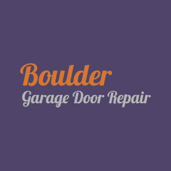 Boulder Garage Door Repair Reviews