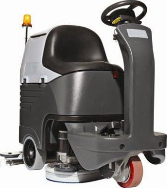 commercial cleaning machine
